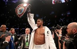 "Anthony Joshua đả bại Joseph Parker trong trận ""siêu kinh điển"" boxing"