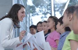 Tăng cường chuẩn hóa tiếng Anh trong các trường học