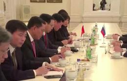 Việt Nam - Nga đẩy mạnh hợp tác trong lĩnh vực tư pháp