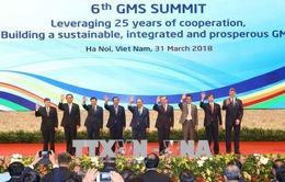 Tuyên bố chung Hội nghị Thượng đỉnh GMS 6
