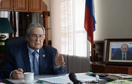 Thống đốc tỉnh Kemerovo từ chức sau vụ cháy trung tâm thương mại