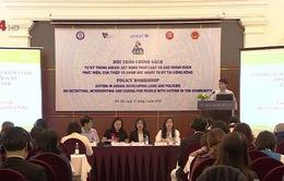 Hội thảo xây dựng chính sách xã hội cho trẻ tự kỷ