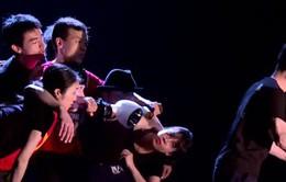 Công diễn vở kịch múa của đạo diễn Nhật Bản về giao thông Việt Nam
