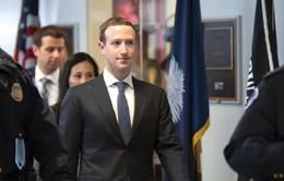 CEO Facebook nhận trách nhiệm vụ rò rỉ thông tin