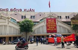 Không xây mới chợ Đồng Xuân - Bắc Qua