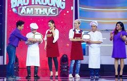 Đấu trường ẩm thực: Thu Trang thắng áp đảo Hữu Đằng