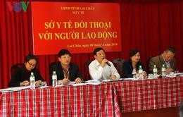 Chưa bố trí việc làm 137 nhân viên y tế ở Lai Châu