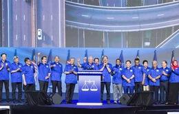 Malaysia ấn định ngày tổng tuyển cử