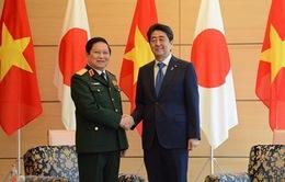 Hợp tác quốc phòng Việt Nam – Nhật Bản