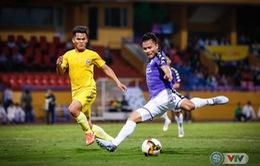 ẢNH: CLB Hà Nội nhọc nhằn vượt qua vòng 1 cúp Quốc gia 2018