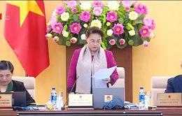 Khai mạc phiên họp 23 Ủy ban Thường vụ Quốc hội