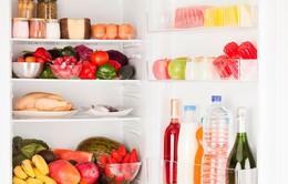 Không nên bảo quản thịt gà trong ngăn đá tủ lạnh