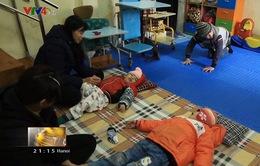 Chính phủ Việt Nam quyết tâm đưa trẻ khuyết tật đến trường