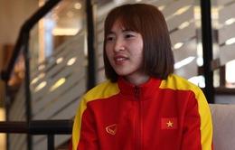 AFC phỏng vấn cầu thủ Phạm Thị Tươi của ĐT bóng đá nữ Việt Nam