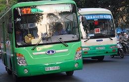TP.HCM tăng hơn 1.800 chuyến xe bus phục vụ lễ 30/4 và 1/5