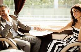 Đẹp rụng rời với loạt ảnh của vợ chồng George Clooney