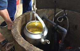 Hà Tĩnh vào cuộc vụ giếng nước có dầu hỏa