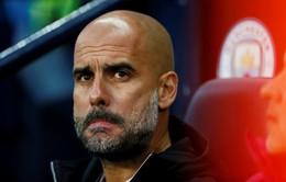 UEFA xát muối vào nỗi đau của Pep Guardiola