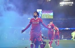 """Ghi bàn vào lưới Man City, Salah """"thống trị"""" Ngoại hạng và châu Phi"""
