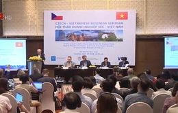 Xúc tiến thương mại Việt Nam - Cộng hòa Czech