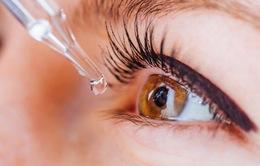 Thuốc nhỏ mắt nano chữa tật khúc xạ