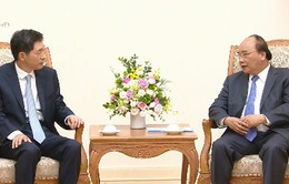 Thủ tướng tiếp Đại sứ Hàn Quốc