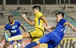 Hòa đáng tiếc Global Cebu, FLC Thanh Hóa dừng bước tại AFC Cup 2018