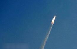 Ấn Độ phóng thành công vệ tinh định vị INRSS-1I lên quỹ đạo
