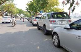 Đà Nẵng triển khai xây dựng các bãi đỗ xe ô tô theo hình thức xã hội hóa