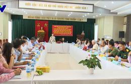 Đoàn kiểm tra Trung ương về công tác Dân vận làm việc tại Quảng Nam