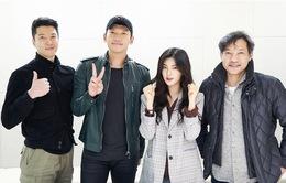 Rain và Lee Dong Gun trở thành những đàn ông thù hận trong phim mới