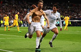 """Real Madrid và """"bước nhảy cóc 7 năm"""" kỳ lạ ở bán kết Champions League"""