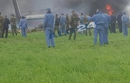 Algeria tổ chức quốc tang các nạn nhân vụ rơi máy bay