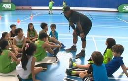 Hướng đào tạo bóng rổ chuyên nghiệp tại Việt Nam