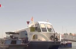 Tàu cao tốc TP.HCM - Cần Giờ - Vũng Tàu hoạt động trở lại