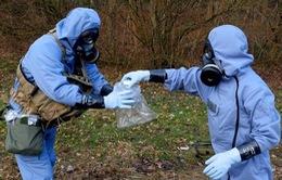 Nhóm chuyên gia của OPCW  tới Syria tìm kiếm vũ khí hóa học