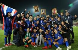 ĐT nữ Thái Lan cùng Trung Quốc chính thức giành quyền dự World Cup nữ 2019