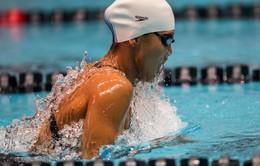 Kình ngư Ánh Viên chiến thắng tại Pro Swim Series