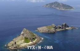 Nhật Bản tăng cường tuần tra quần đảo tranh chấp với Trung Quốc