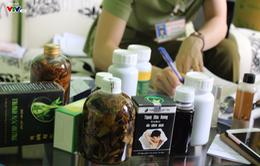 Lại phát hiện 10.000 sản phẩm thuốc đông y không rõ nguồn gốc