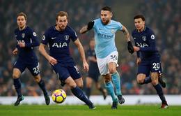 Lịch trực tiếp bóng đá Ngoại hạng Anh vòng 34: Hậu derby, Man City đụng độ Tottenham