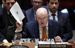 Nga ưu tiên ngăn chặn chiến tranh tại Syria