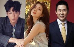 Suzy sánh đôi cùng Park Bo Gum đảm nhận vị trí MC