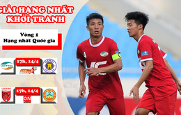 Giải Hạng Nhất Quốc gia 2018 khởi tranh trên VTVcab: Tâm điểm derby Viettel - Hà Nội B
