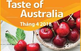 Taste of Australia 2018 sẽ diễn tại Đà Nẵng