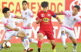 Lịch trực tiếp bóng đá hôm nay (14/4): HAGL làm khách của Sài Gòn, Man City chạm trán Tottenham