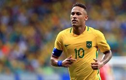 Neymar dự kiến sẽ trở lại sau 1 tháng nữa