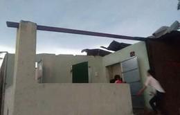 Đăk Lăk: Lốc xoáy làm tốc mái gần 600 nhà dân