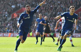 VIDEO: Tổng hợp diễn biến trận Southampton 2-3 Chelsea