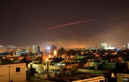 Toàn cảnh cuộc tấn công quân sự của liên quân Mỹ tại Syria